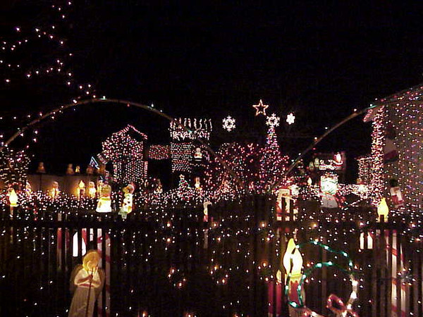 Christmas Lights 2002